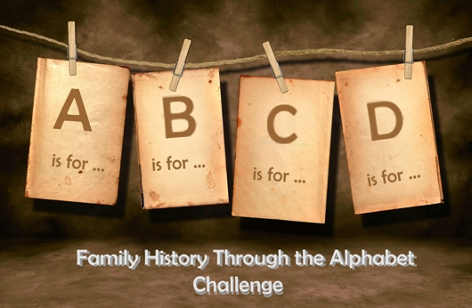 Family History Through the Alphabet - Picture from Genealogy and History News